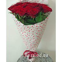 15 красных роз - Фото 1