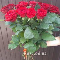 25 красных роз - Фото 1