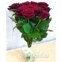 Букет із 11 троянд - Фото 4
