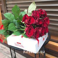 Букет із 11 троянд - Фото 7