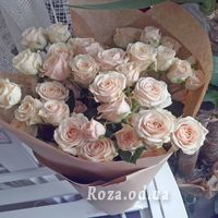 Bouquet of 13 spray roses - Photo 1