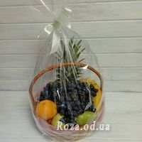 Кошик з фруктами - Фото 1