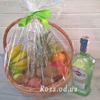 Корзина с фруктами - Фото 2