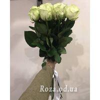 11 белых роз - Фото 4