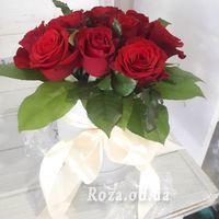 11 роз в коробке - Фото 3