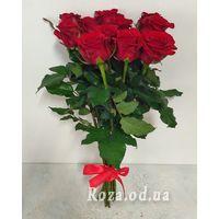 Букет із 11 троянд - Фото 11