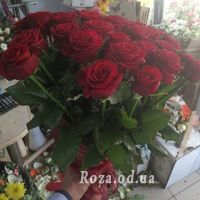 45 red roses - Photo 1