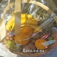 Огромная корзина с фруктами - Фото 2