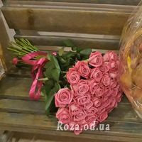 45 pink roses - Photo 1
