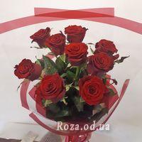 9 roses and Raffaello - Photo 2