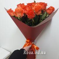 Букет из 17 роз - Фото 2
