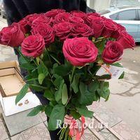 Букет из 31 красной розы - Фото 1