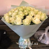 Букет із 51 троянди - Фото 1