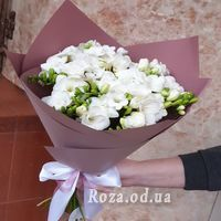 Bouquet from freesias - Photo 1