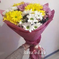 Букет хризантем - Фото 1