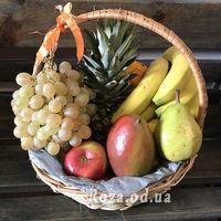 Корзина сочных фруктов - Фото 3