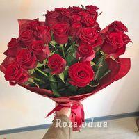 25 червоних троянд - Фото 5