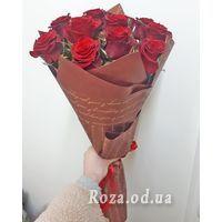 Букет із 11 троянд - Фото 12