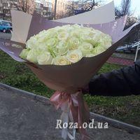 Букет із 51 троянди - Фото 2
