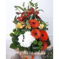 Cascade bouquet to man - Photo 1