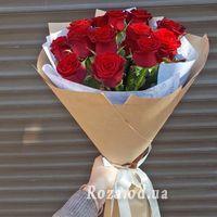 Червоні троянди - Фото 3