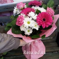 Sweet bouquet of flowers - Photo 1