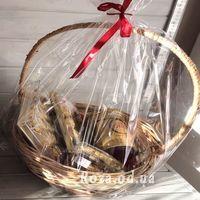 Подарунковий кошик Ferrero Rocher і Lavazza - Фото 1