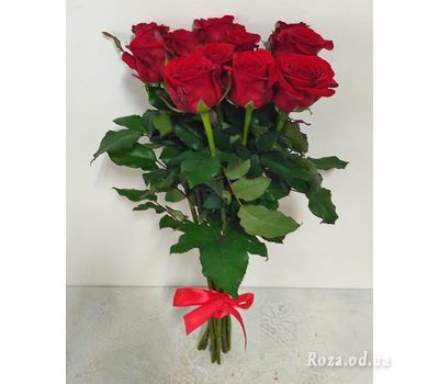 """""""11 roses 9"""" in the online flower shop roza.od.ua"""