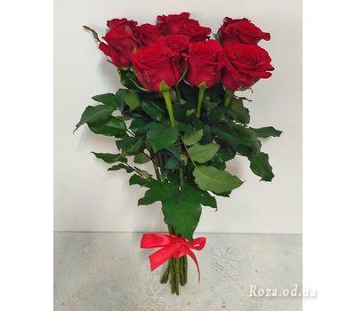 """""""Букет із 11 троянд 9"""" в интернет-магазине цветов roza.od.ua"""