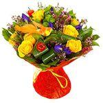 БУКЕТИ КВІТІВ - цветы и букеты на roza.od.ua