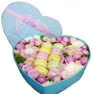 Французский поцелуй - цветы и букеты на roza.od.ua
