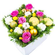 """Fight of the Chimes"" in the online flower shop roza.od.ua"