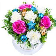 Новорічні фарби - цветы и букеты на roza.od.ua