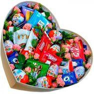 Сладкий рай - цветы и букеты на roza.od.ua