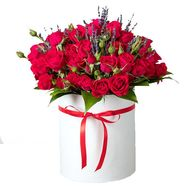 For a lady - flowers and bouquets on roza.od.ua
