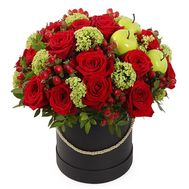 Fruit bouquet to the man - flowers and bouquets on roza.od.ua