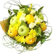 Lemon Bouquet - flowers and bouquets on roza.od.ua