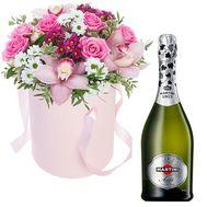 Приятный вечер - цветы и букеты на roza.od.ua