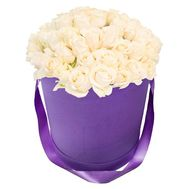 Lilac tenderness - flowers and bouquets on roza.od.ua