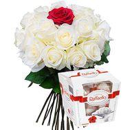 Быть с тобой - цветы и букеты на roza.od.ua
