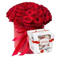 """Festive mood"" in the online flower shop roza.od.ua"