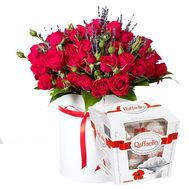 Ruby Kiss - flowers and bouquets on roza.od.ua