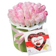 Великолепное утро - цветы и букеты на roza.od.ua