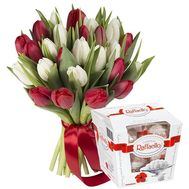 """My only"" in the online flower shop roza.od.ua"