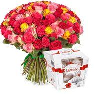Королевский подарок - цветы и букеты на roza.od.ua