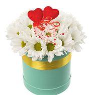 Ромашковая любовь - цветы и букеты на roza.od.ua