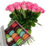 Розовая мечта - цветы и букеты на roza.od.ua