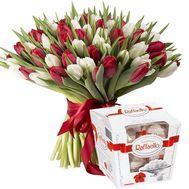 Взрыв эмоций - цветы и букеты на roza.od.ua