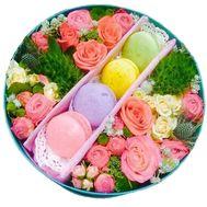 Яркие краски - цветы и букеты на roza.od.ua