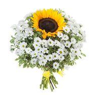 Приятный букет - цветы и букеты на roza.od.ua